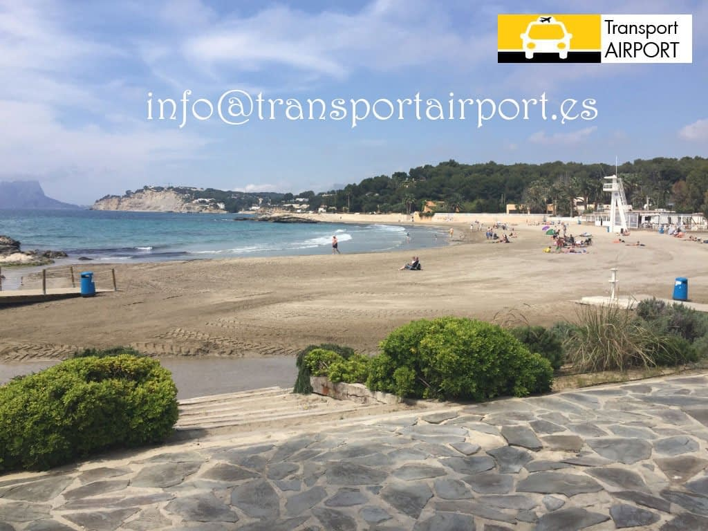 Transfer-Alicante-airport-to-Moraira