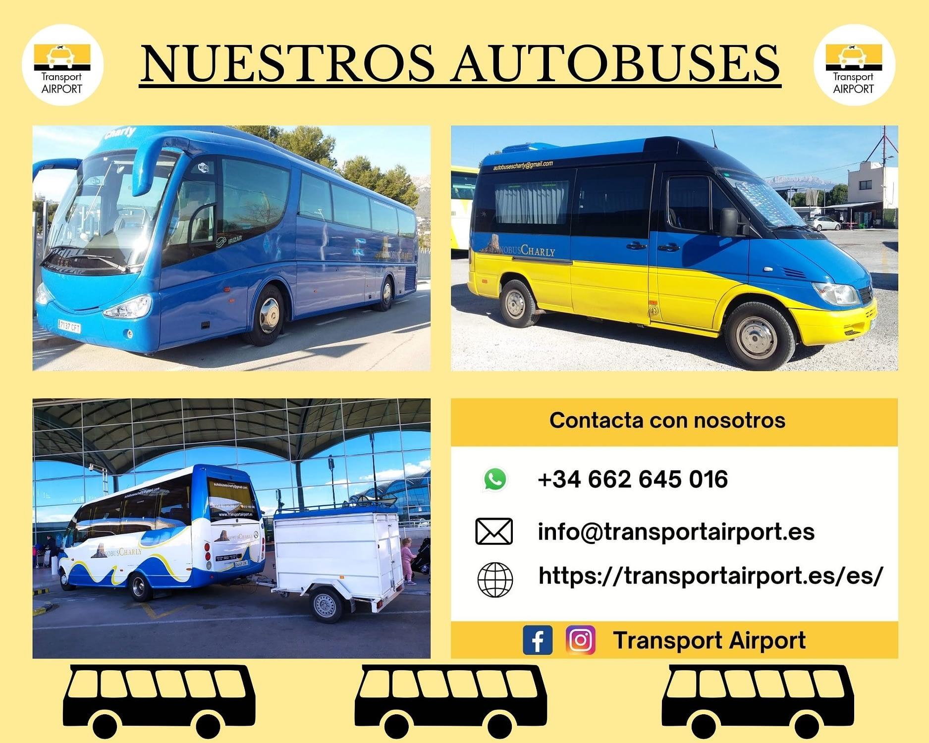 Transport Airport - Empresa de transportes