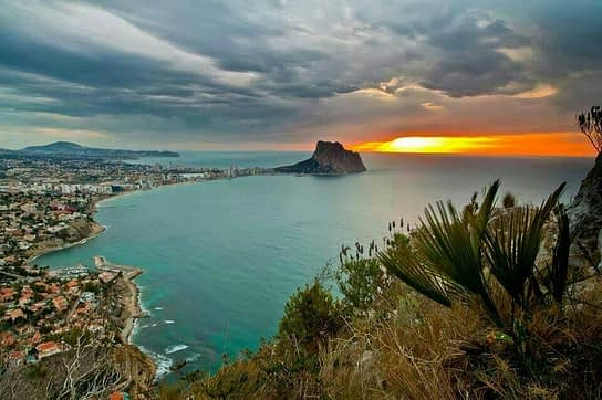 Transfer from Alicante airport to Calpe