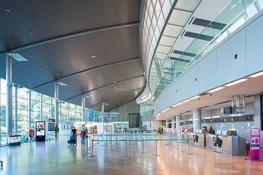Terminal aeropuerto Valencia