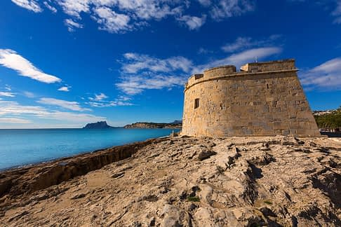Transfer from Alicante airport to Calpe - Transport Airport