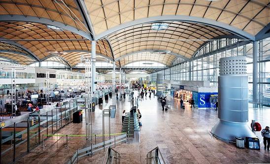Alicante Airport Terminal