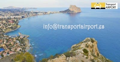Alicante-airport-to-Calpe